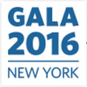 GALA 2016 <br> New York, NY