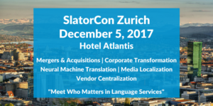SlatorCon<br>Zurich, Switzerland