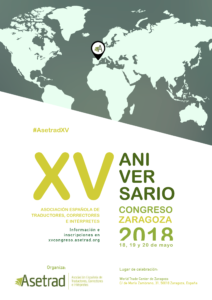 Asetrad Congress<br> Zaragoza, Spain