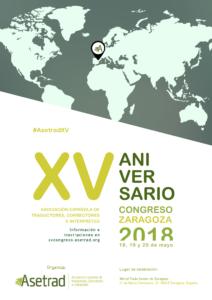 Asetrad Congress<br> Zaragoza, Spain