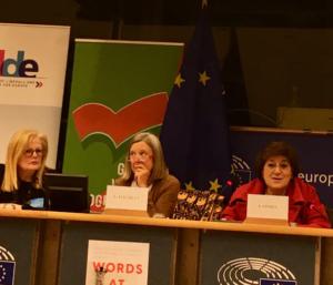 European Parliament <br> Brussels, Belgium